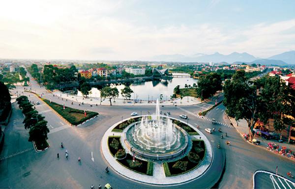 Tuyến du lịch Trung tâm Thành phố Vĩnh Yên
